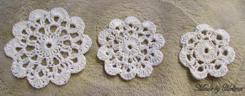 Maybelle Crochet Flower Helinas Handicraft Helina Ksit